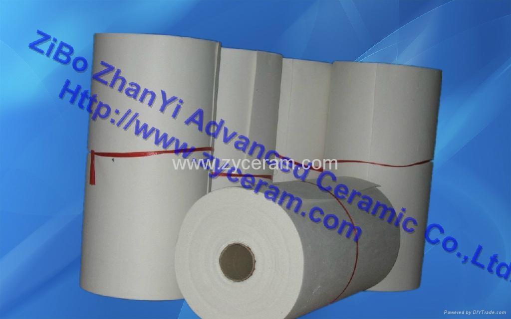 硅酸铝陶瓷纤维纸 1