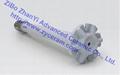 Si3N4 Bond SiC Degassing Rotors For