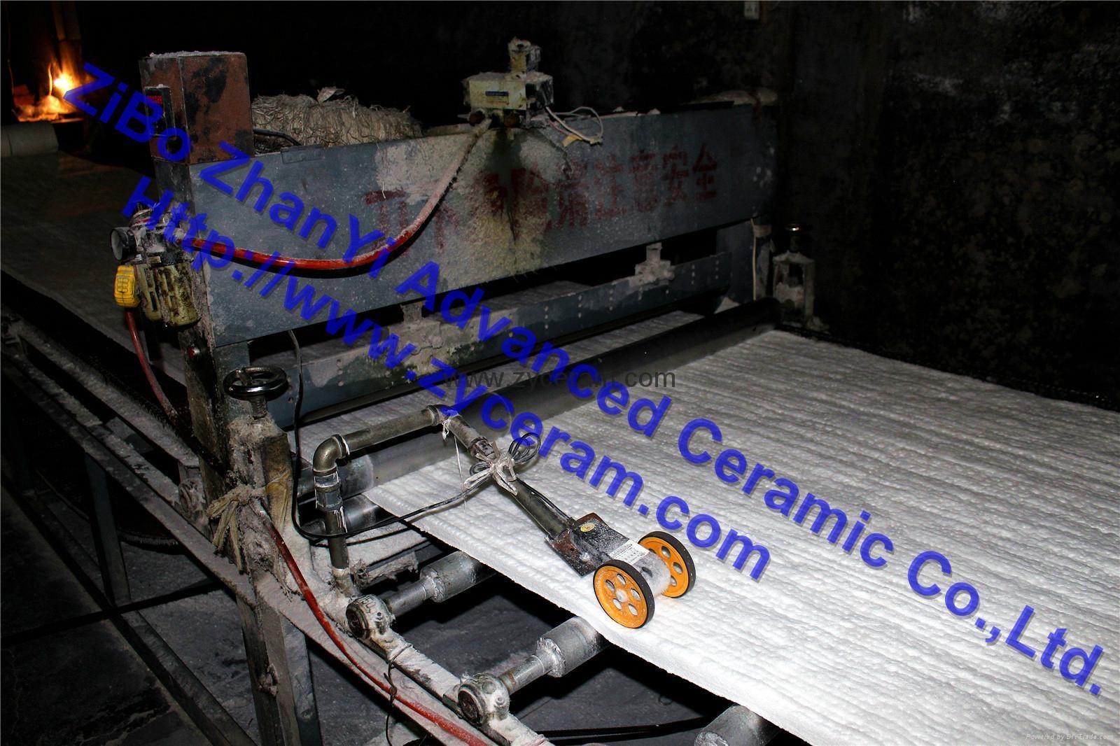 Refractory Ceramic Fiber Blanket With 1260C 1360C 1430C 2