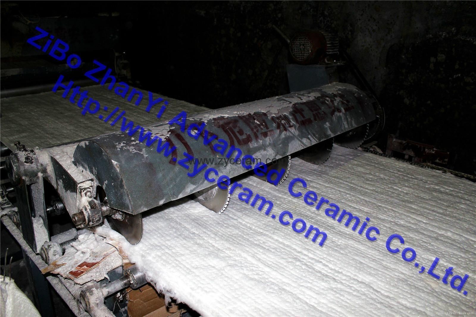 硅酸鋁陶瓷纖維毯 3