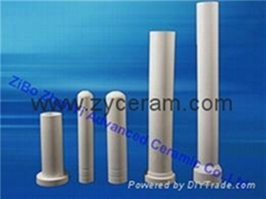 Aluminium Titanate Lift Tube For Low Pressure Die Casting Machine