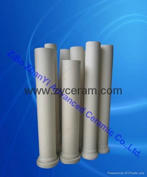 Aluminium Titanate Lift Tube