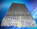 氮化硅熱電偶保護套用於鋅熔液中