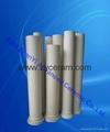 high strength aluminum titanate riser