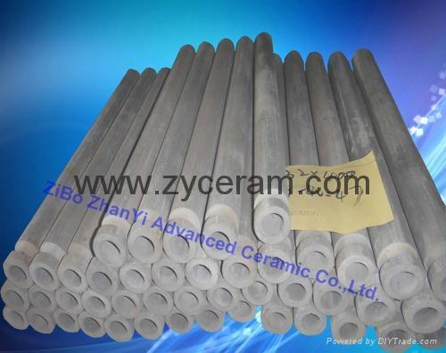 NSiC High Temperature Ceramic  immersion heaters For Molten Aluminum