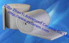 Furnace refractory alumi