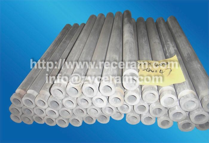 Si3N4 Bond SiC protection tube