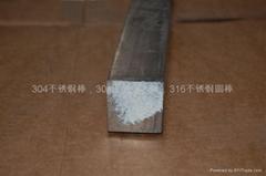 304不锈钢方棒