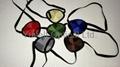 Colorful Eye Shield