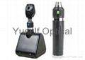 Rechargeable Ophthalmoscope