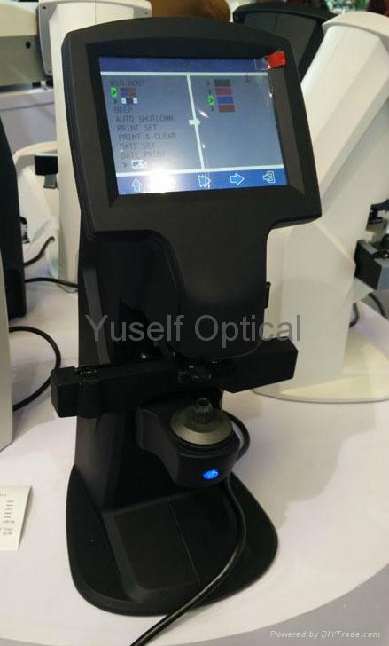 Black Auto Lensmeter