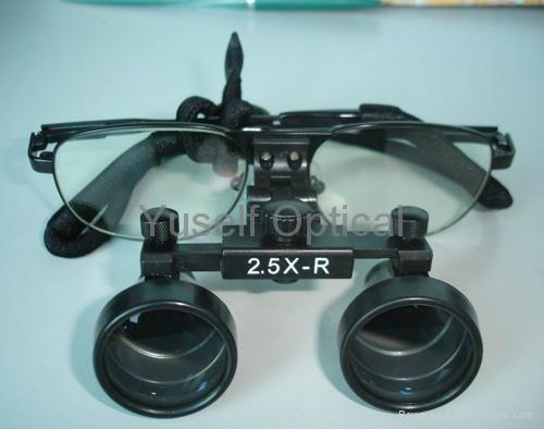 2.5X Surgical Binocular Loupes