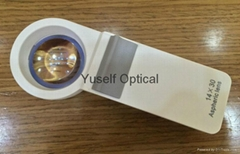 High Power Pocket Aspheric Magnifier