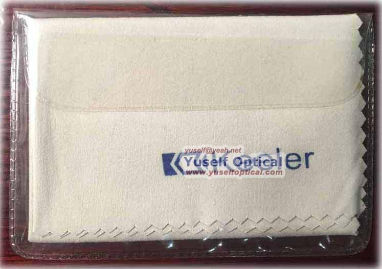 Ophthalmic Instrument Cleaning Cloth Digital printing embossed print silk print 5