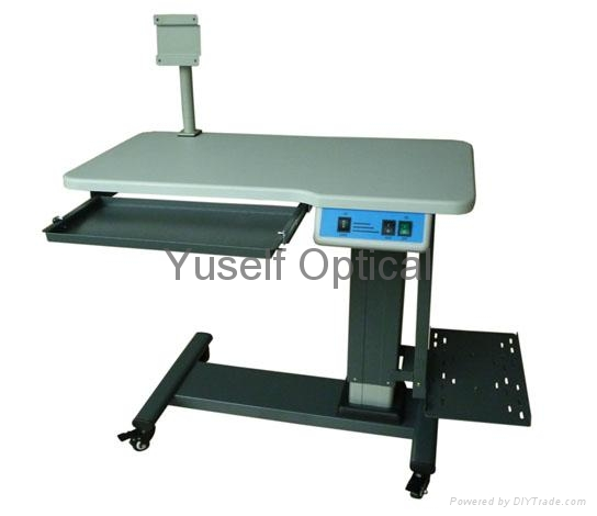 Two Instruments Motorized Power Table-cos680B