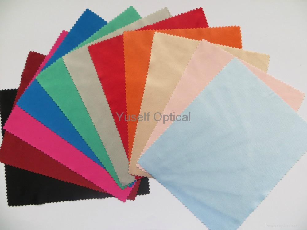 100%Polyester Microfiber Cleaning Cloth 2