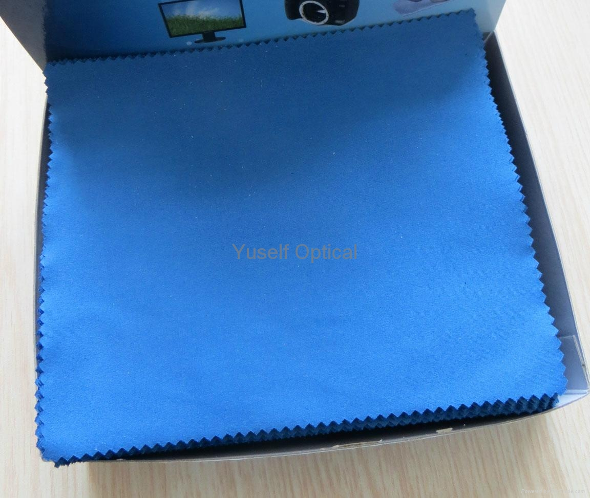 100%Polyester Microfiber Cleaning Cloth 5