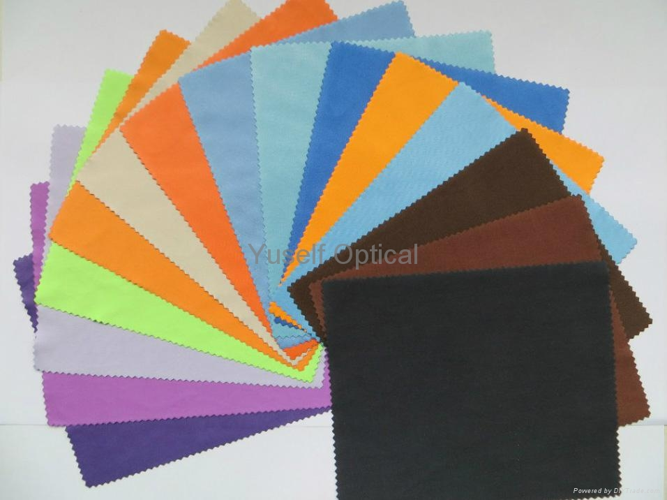 80%Polyester+20%Polyamide Microfiber Cleaning Cloth 3