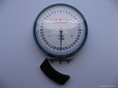 Radian apparatus Lens clock Radian clock