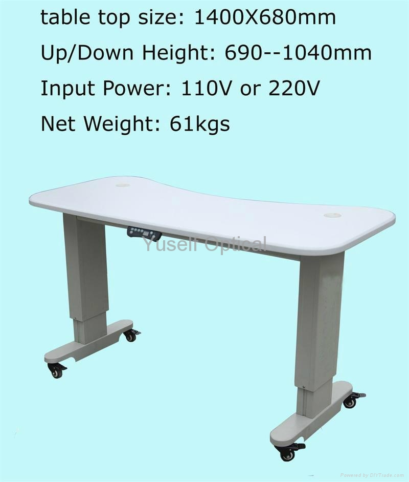 Electric table COS-1000B - Three Instruments Motorized Power Table 2