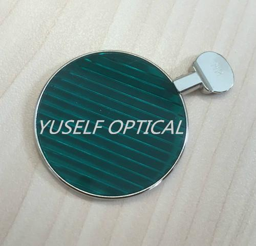 Green maddox lens