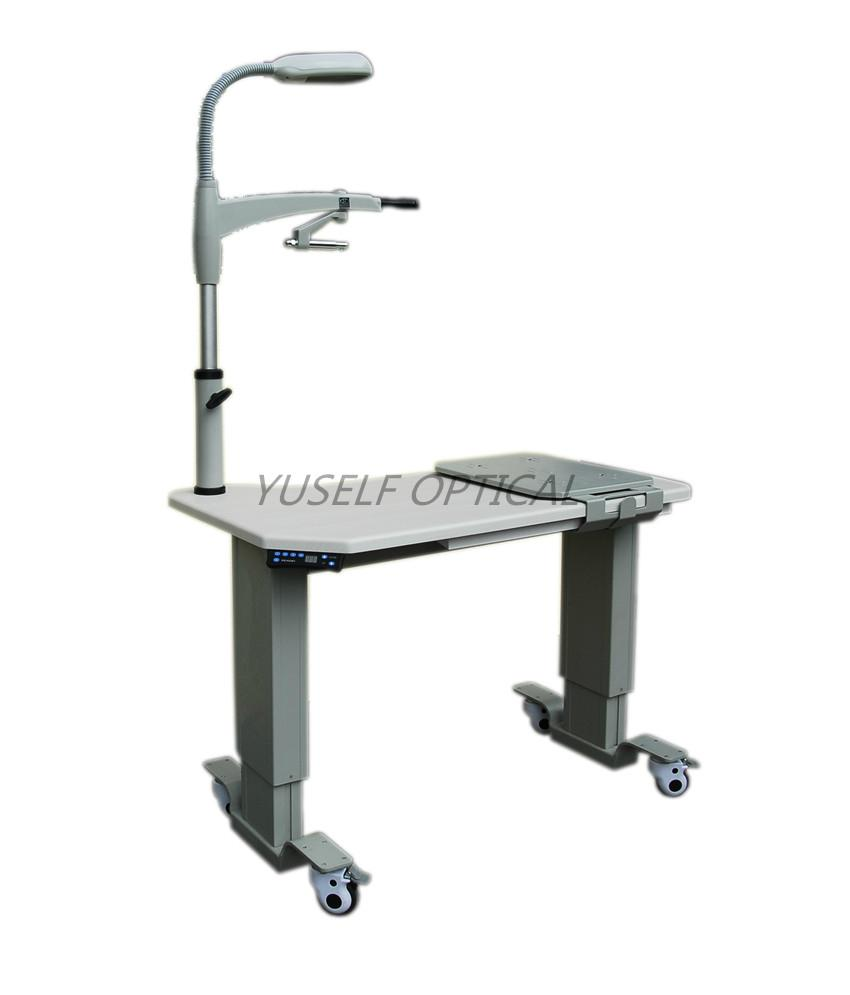 Two instruments motorized power table-cos1300