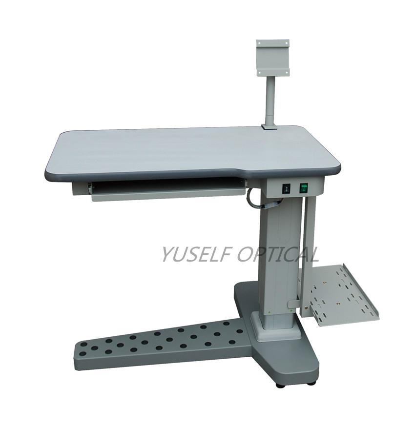Two instruments motorized power table-cos680
