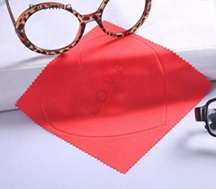 Customized Microfiber Lens Cleaning Cloth