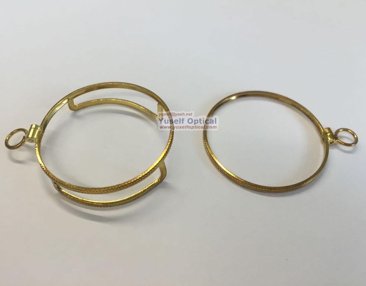 golden monocle