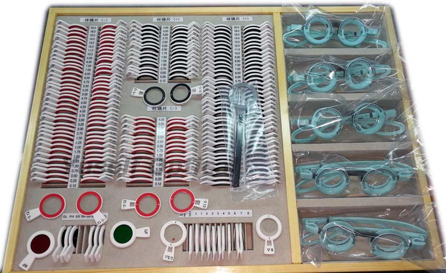 pediatric trial lens set