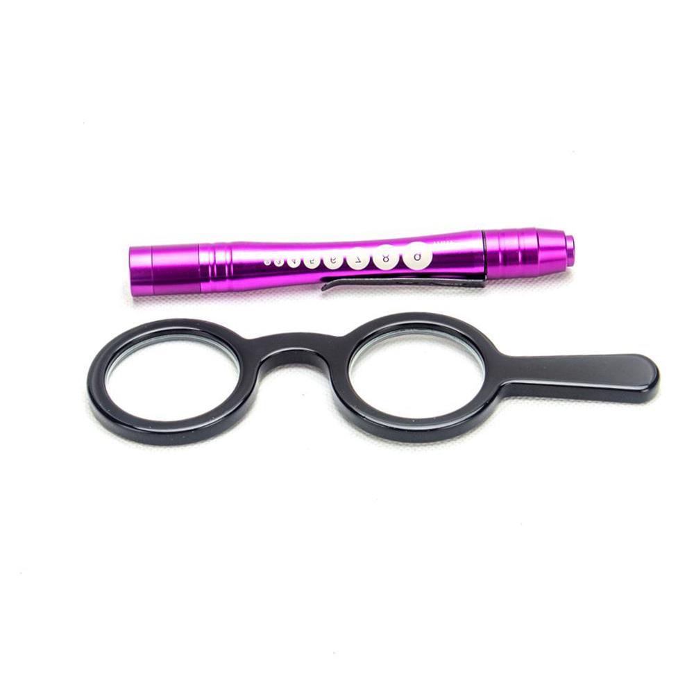 Handheld Bagolini Lenses