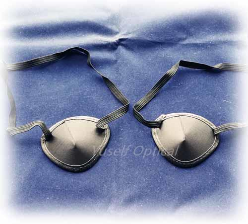 traditional eye patches