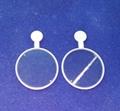 striated lenses