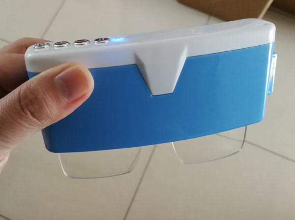 vision training instrument