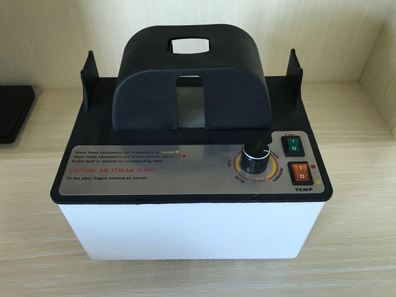 frame heater