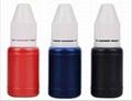 Lensmeter marking ink