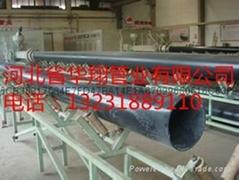 礦用PF鋼絲網骨架聚乙烯耐磨復合管