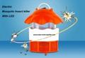 USB Mosquito Killer Lamp Photocatalyst Flycatcher Zapper with 6 LED Night Light  1
