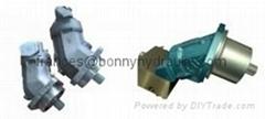 replace Rexroth A2F hydraulic pump