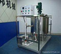 专业沐浴露设备 洗发水机械配方