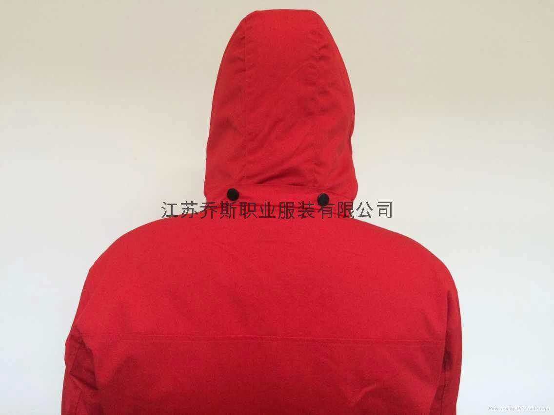 中石化棉衣 2