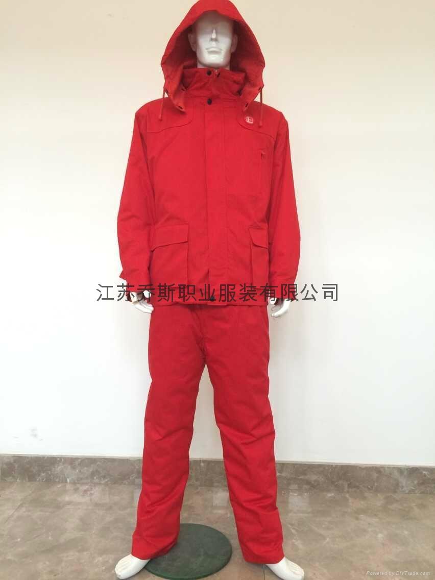 中石化棉衣 3