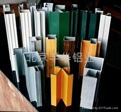 北京幕牆鋁型材