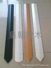 塑料PS仿木材料(型材)
