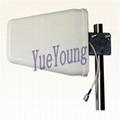 800-2500MHz yagi antenna , yagi antenna,