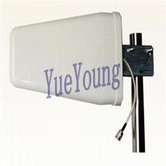 800-2500MHz yagi antenna , yagi antenna, log periodic antenna, 3g yagi antenna