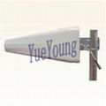 3g yagi antenna, 4g yagi antenna, log periodic antenna, tri band yagi