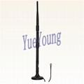 2.4GHz antenna, magnetic antenna, wifi antenna, 2.4GHz wifi rubber antenna