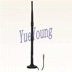 2.4GHz antenna, magnetic antenna, wifi antenna, 2.4GHz wifi rubber antenna