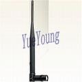 2.4GHz AP antenna, rubber antenna,